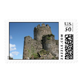 CONWY CASTLE POSTAGE