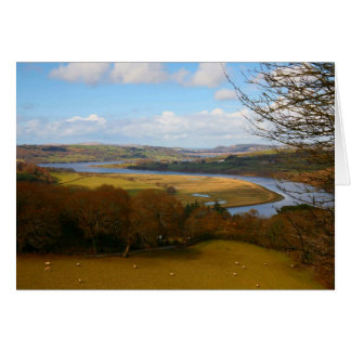 CONWY RIVER CARD