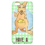 Coo Kangaroo Bubbles -  iPhone 5C Cases