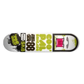 Coo' Pal Brigade Skateboard