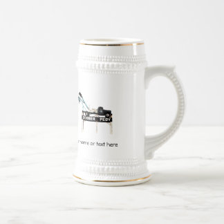 Coober Pedy, Opal Capital of the World Beer Stein