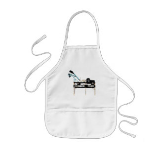 Coober Pedy, Opal Capital of the World Kids' Apron
