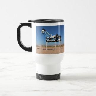 Coober Pedy Outback Australia Souvenir Photo Travel Mug