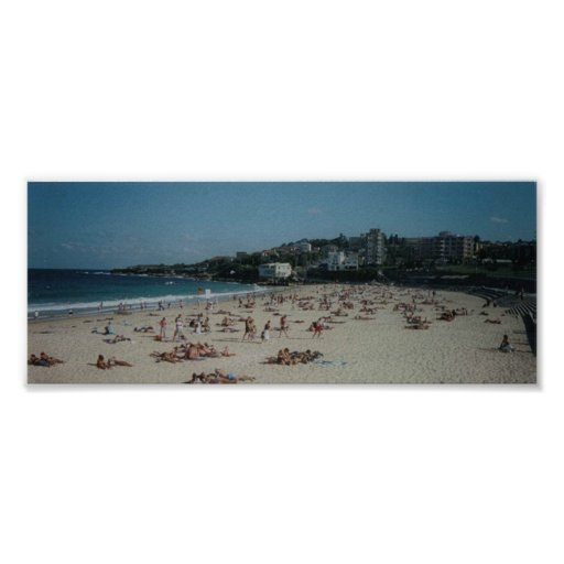 Coogee Beach, Australia Poster