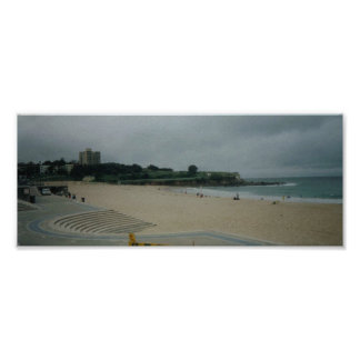 Coogee Beach, NSW, Australia Poster