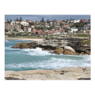 Coogee Beach Postcard