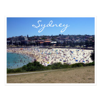 coogee beach sydney post cards