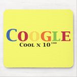 Coogle   Cool x 10^100 Gifts Mouse Pads