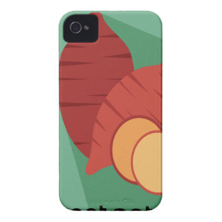 Cook a Sweet Potato Day - Appreciation Day iPhone 4 Case-Mate Case