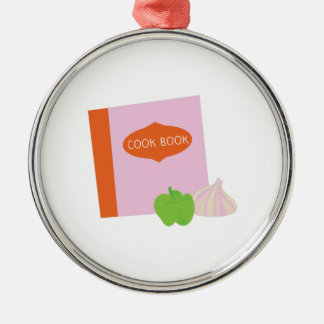 Cook Book Christmas Ornaments