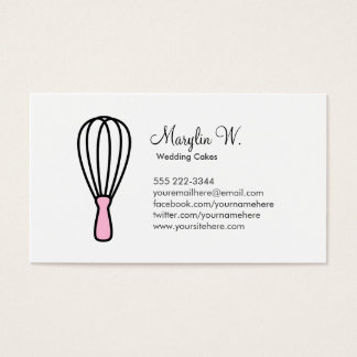 Cook Business Card