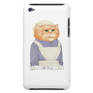 Cook Cat iPod Touch Case