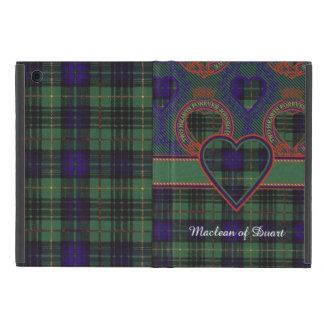 Cook clan Plaid Scottish kilt tartan Covers For iPad Mini