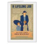 Cook County Public Health 1938 WPA Card