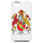 Cook Family Crest iPhone 5 Cover