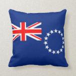 Cook Island Flag pillow