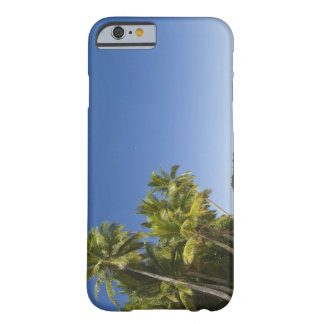 Cook Islands, Aitutaki. Polynesian canoe tour to Barely There iPhone 6 Case