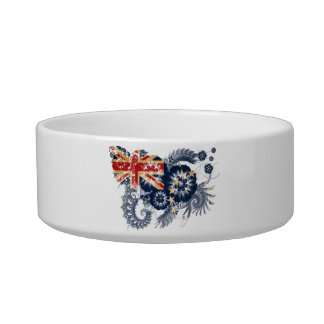 Cook Islands Flag Bowl