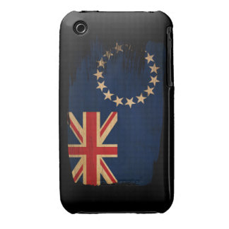 Cook Islands Flag Case-Mate iPhone 3 Cases