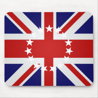 Cook Islands High quality Flag Mousepads