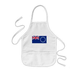 cook islands kids' apron