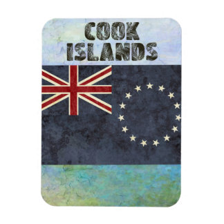 Cook Islands Souvenir Magnet