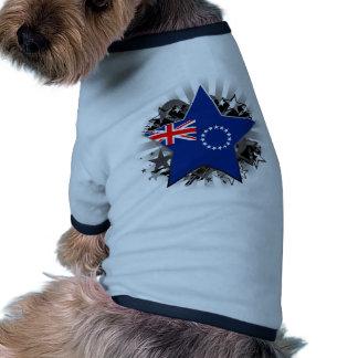 Cook Islands Star Dog Tshirt