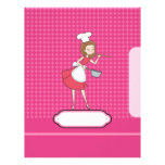 Cook Page Divider / Cover Letterhead