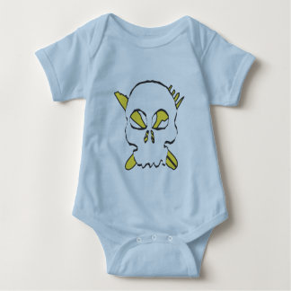 Cook pirate baby bodysuit