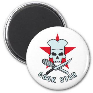 Cook star 2 magnet