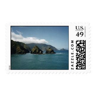 Cook Strait Stamp