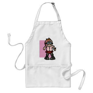 cook this. adult apron