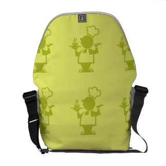 cook yellows courier bags