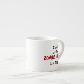 Cook/Zombie Hunter Espresso Cup