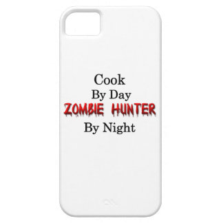 Cook/Zombie Hunter iPhone SE/5/5s Case