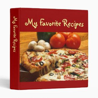 Cookbook Binders