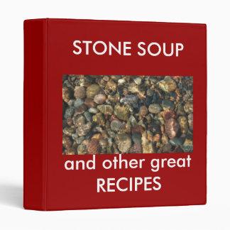 CookBook Binder with a sense of Humor