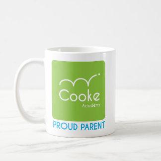 Cooke Academy (CA) Proud Parent Mug