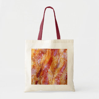 Cooked Bacon Tote Bag