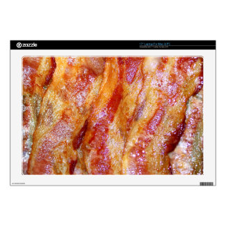 Cooked Bacon Laptop Skins