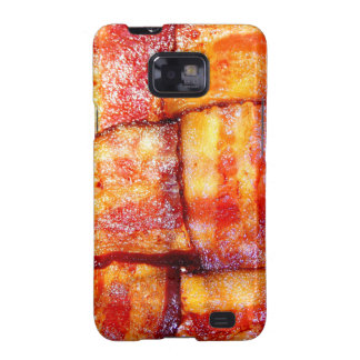 Cooked Bacon Weave Samsung Galaxy SII Covers