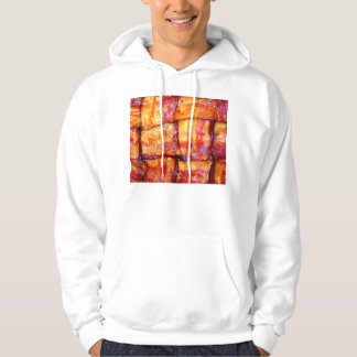Cooked Bacon Weave Hoodie