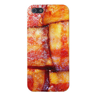 Cooked Bacon Weave Case For iPhone 5