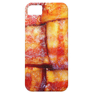 Cooked Bacon Weave iPhone SE/5/5s Case