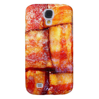 Cooked Bacon Weave Samsung Galaxy S4 Cover