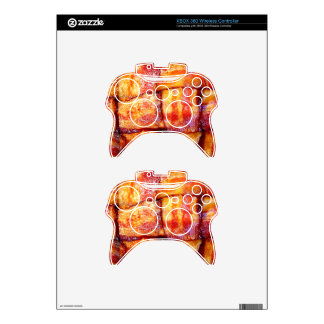 Cooked Bacon Weave Xbox 360 Controller Skin