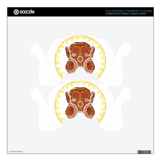 Cooked Chicken Vector PS3 Controller Skins