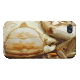 """cooked crab camouflage"" iPhone4 case iPhone 4 Covers"