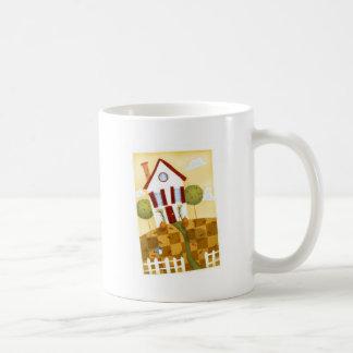 cooked house coffee mug