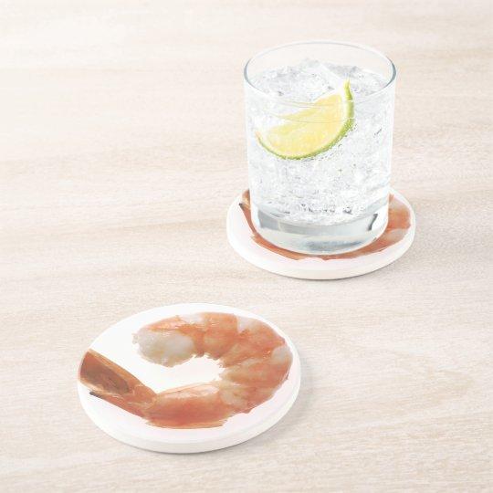 Cooked Shrimp Coaster